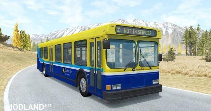 Wentward DT40L Dublin Bus v 1.3 [0.13.0]